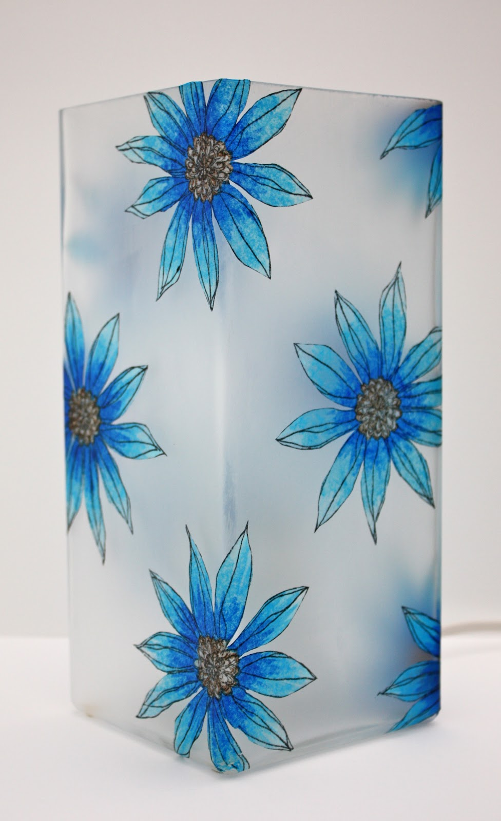 The Bright Side Of Life To You From Me Vellum Flower Card