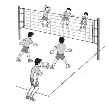 Permainan Dan Olahraga Ii Bola Besar Dan Kecil Sepak Bola Voli