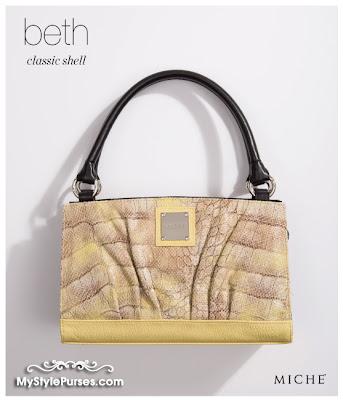 Miche Beth Classic Shell
