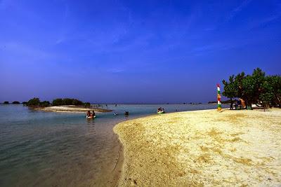 paket wisata murah pulau pari