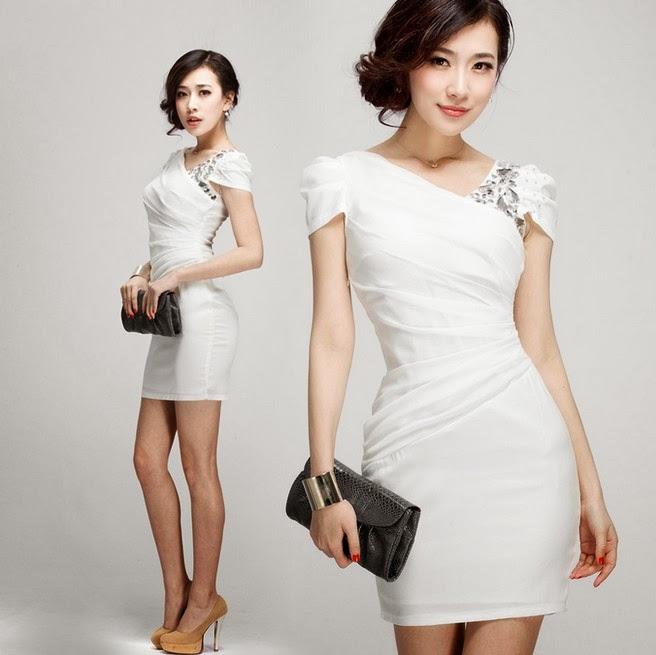 Wonderful LongwhitesummerdressesforwomenBtao  Dresses Trend