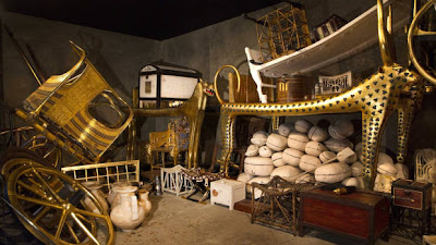 egyptian treasure in america