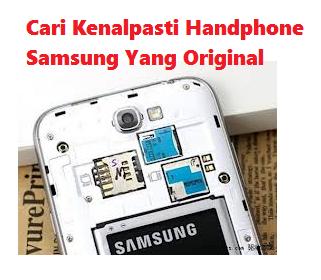Handphone Samsung Yang Original