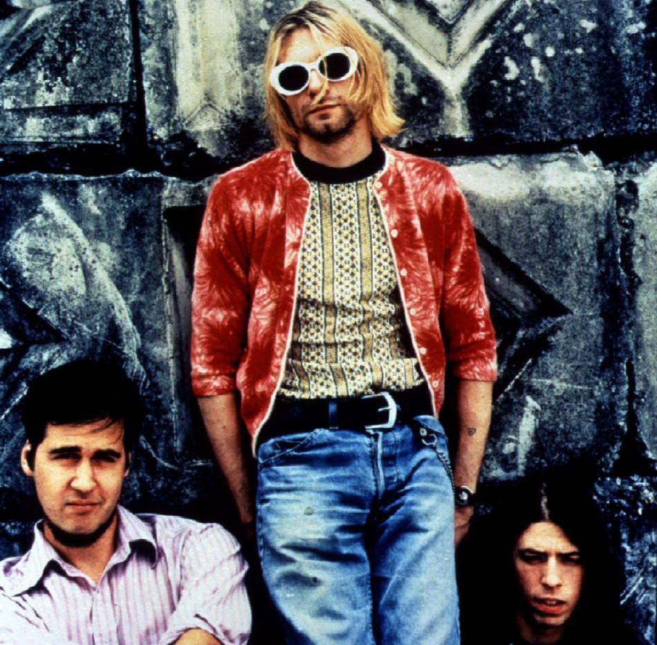 My Style Ramblings Style Icon Kurt Cobain