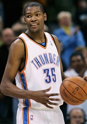 Kevin Durant Young Basketball Player Profile and Photos 2012 | All ...  Kevin
