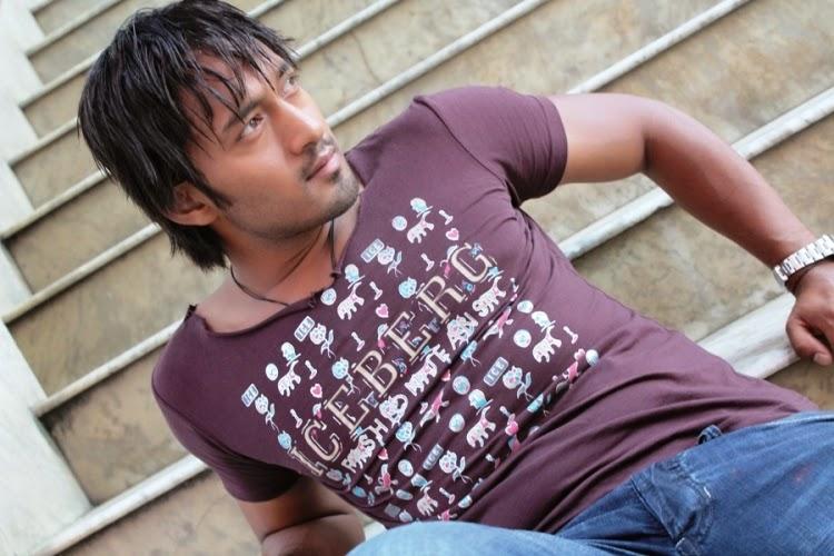 Birkhe Actor Subash Thapa