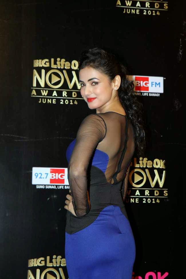 Actress Sonal Chauhan in Amritraj Bora