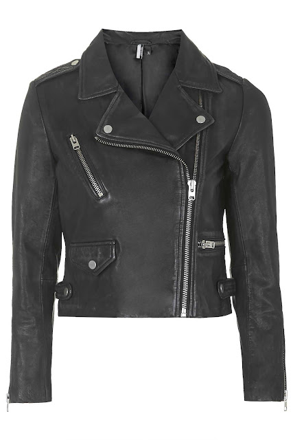 My Holiday Wish List Topshop Leather Jacket