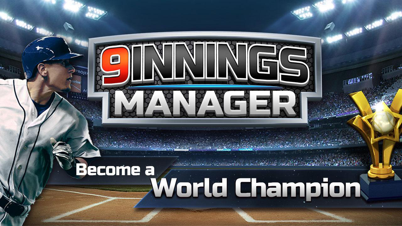 9Innings Manager Gameplay IOS / Android