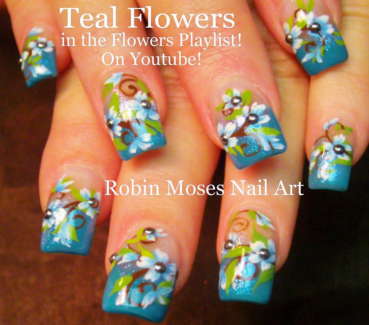 Robin Moses Nail Art Designs: Robin Moses Nail Art: February 2015