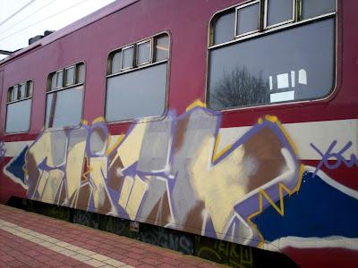 graffiti - click petar
