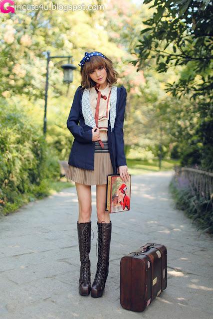 2 Tina - Travel-very cute asian girl-girlcute4u.blogspot.com