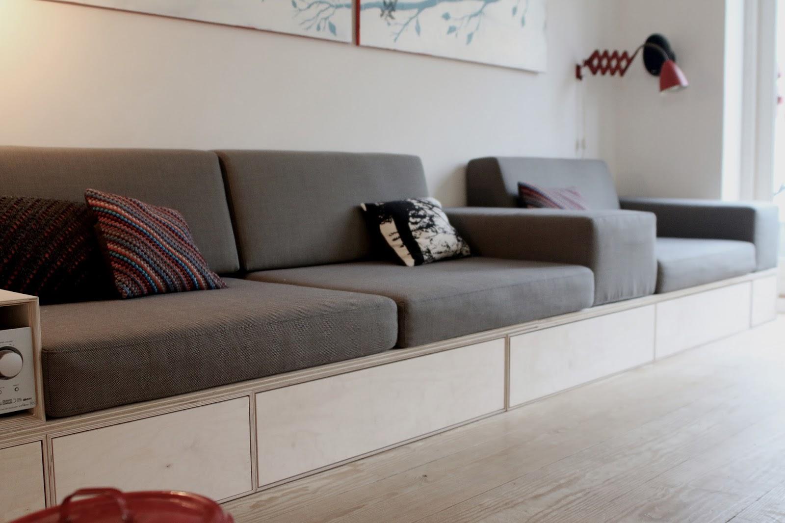 #623F38 Meget bedømt Er Det Tid Til En Ny Sofa? Skumhuset Gør Det Selv Ombetrækning Af Sofa 5839 160010665839