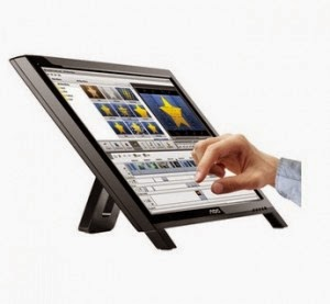 Snapdeal: Buy AOC 19.5 Inches E2060VWT Touch Monitor at Rs.8968 only