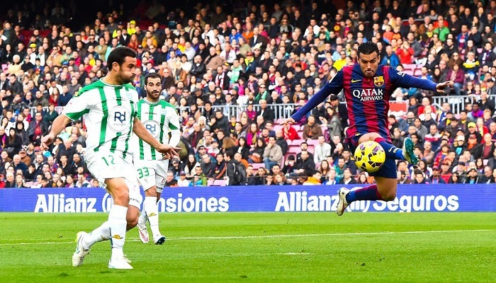 Barcelona vs Cordoba en vivo