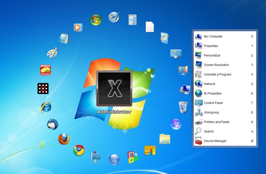 Programas xus desktop pro 1 - Iconos para escritorio windows ...