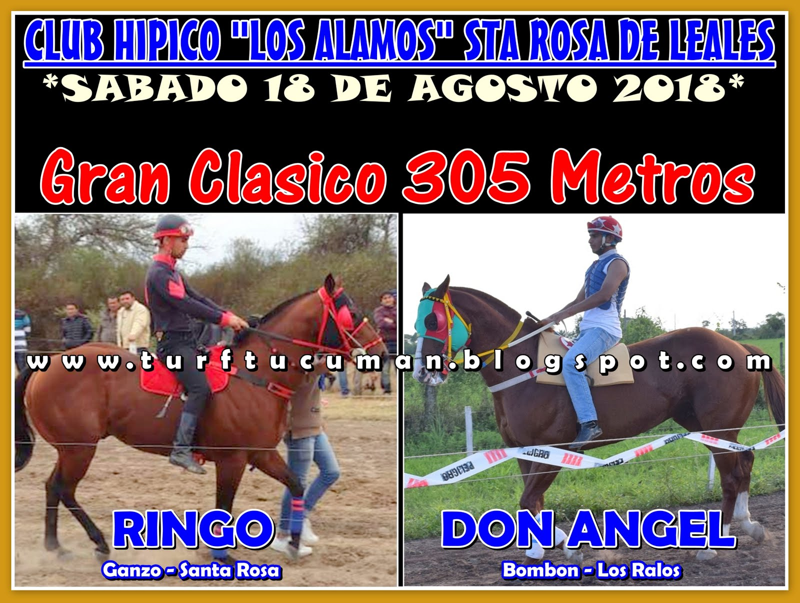 RINGO VS DON ANGEL