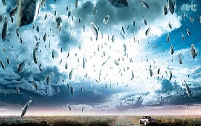 Fenomena Hujan Aneh yang Terjadi di Berbagai Negara