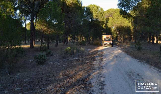 Ruta 4x4 Medina del Campo Valladolid