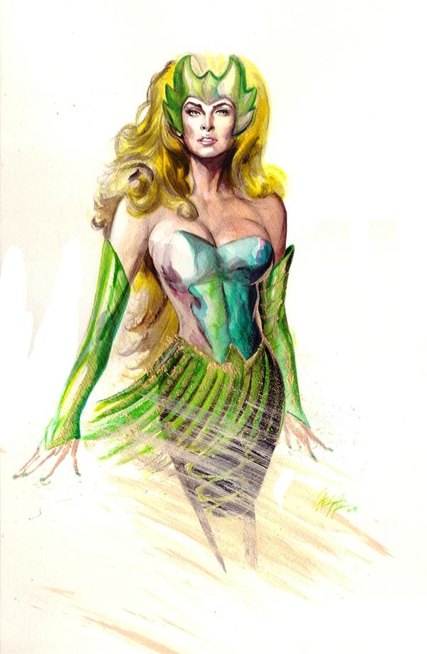 ENCHANTRESS (Cast Pick)