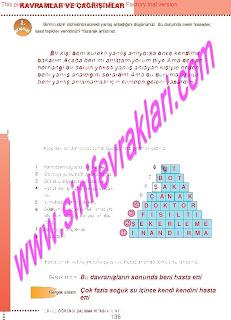 6.Sinif  Turkce Doku Yayinlari Ogrenci Calisma Kitabi Sayfa 136