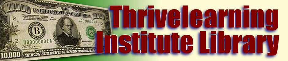 The Thrive-learning Institute System Courses