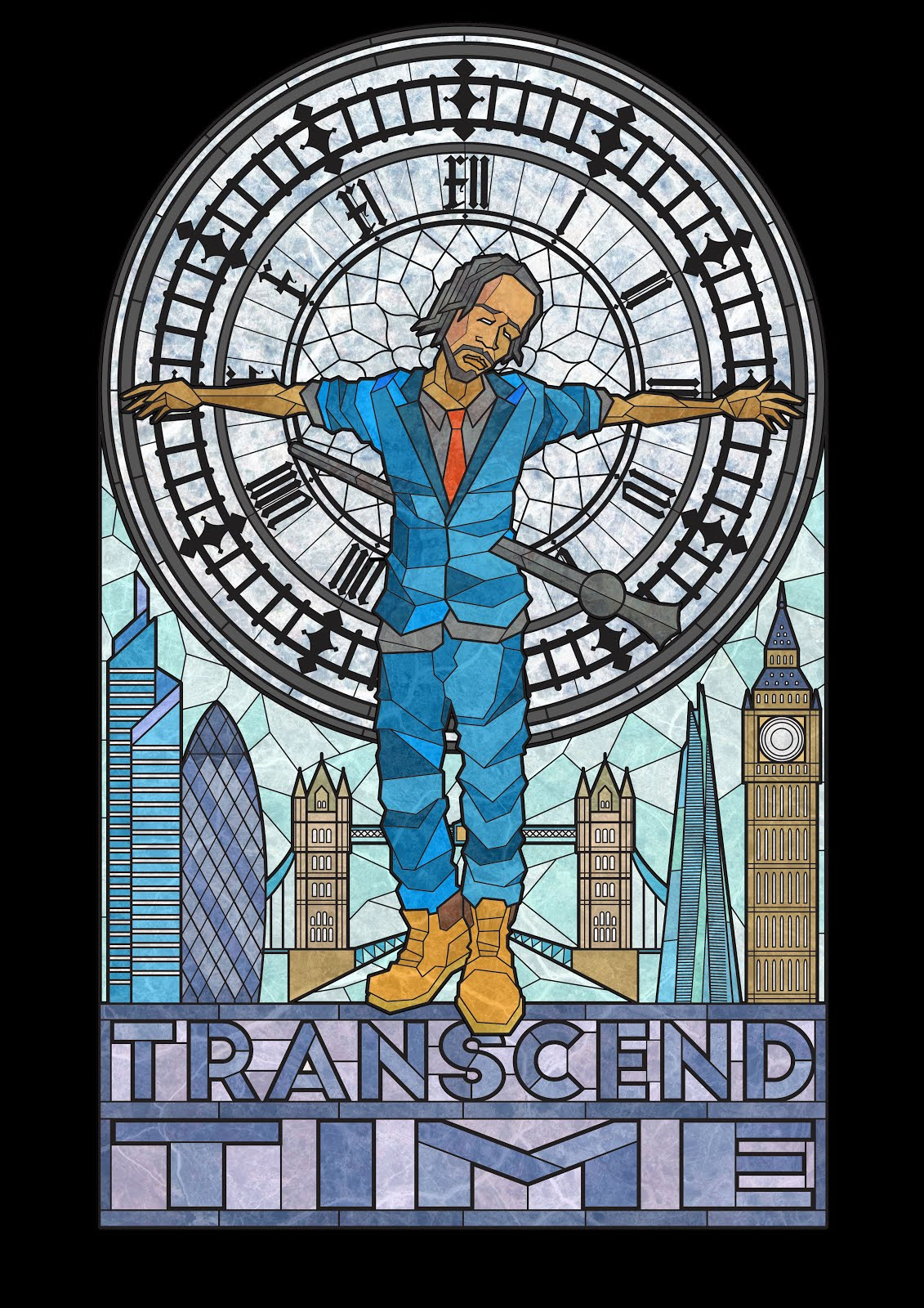 Transcend Time OUT NOW