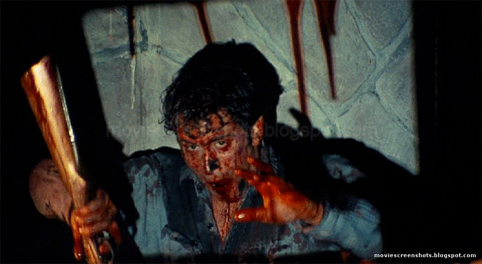 Vagebond's Movie ScreenShots: Evil Dead, The (1981)