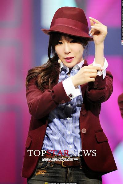 소녀시대 티파니 Mr Mr Live