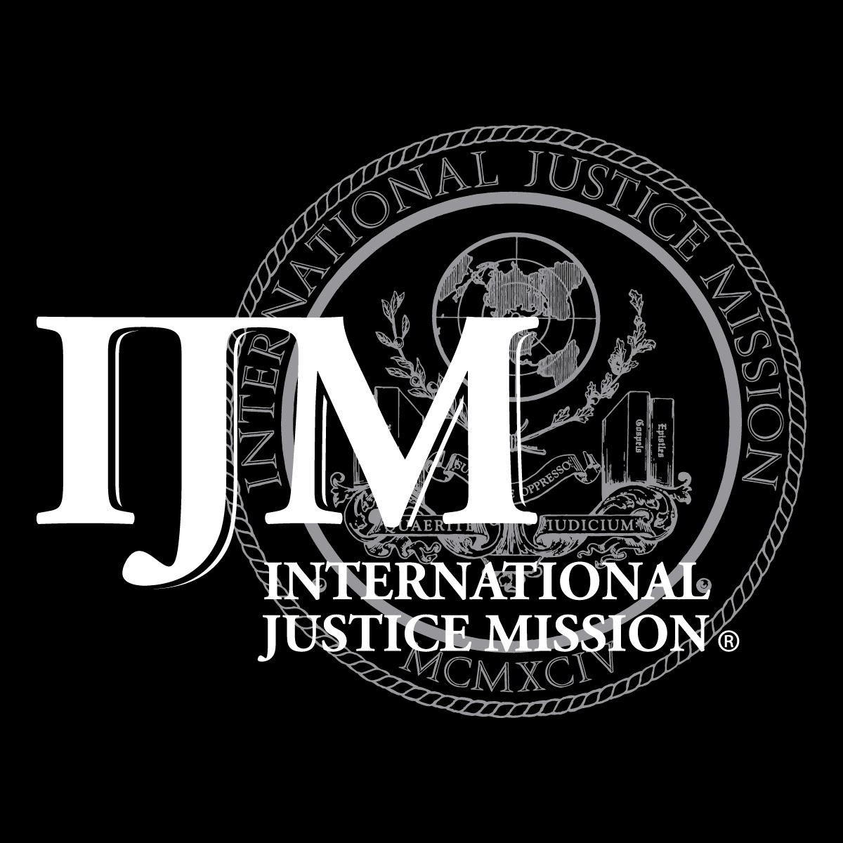 Click the image below to help International Justice Mission end slavery in our time!