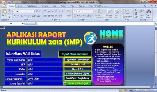 Raport Kurtilas SMP. SMK, SMA