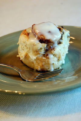 No yeast Cinnamon Rolls are easy to make and taste great!