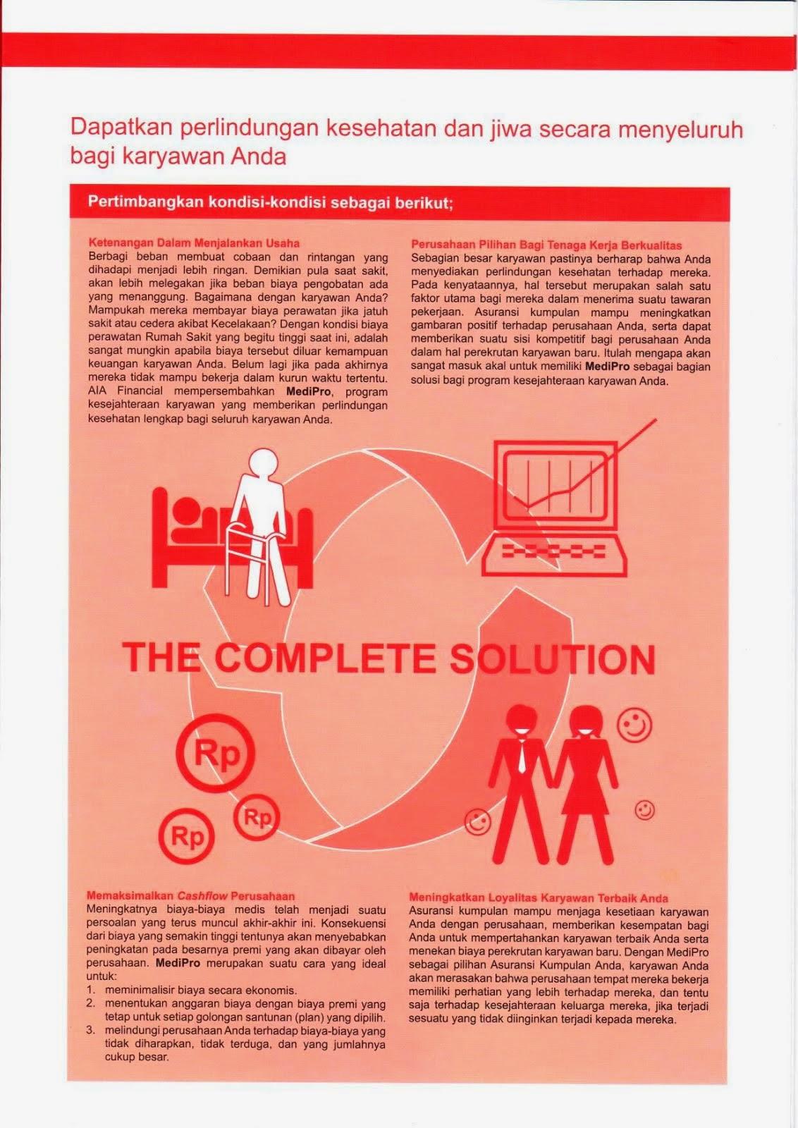 Perlindungan Kesehatan dan Jiwa secara menyeluruh Bagi Karyawan Anda