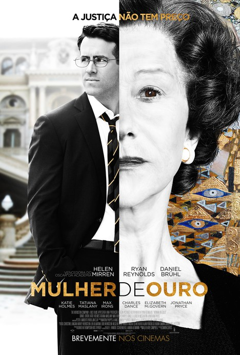 Woman in Gold [Mulher de Ouro]