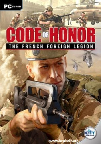 Code of Honor The French Foreign Legion Full Tek Link