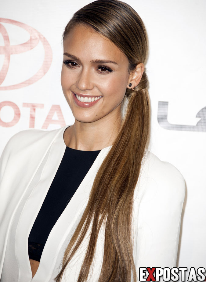 Jessica Alba: Environmental Media Awards 2012 em Burbank - 29 de Setembro de 2012