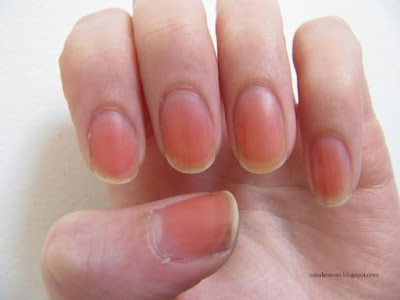 How To Remove Red Nail Polish From Nails
