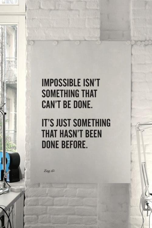 Quotes About Impossible Love Tumblr : herbalgreeninfinitea - Goede voornemens: waarom mislukken ze ...