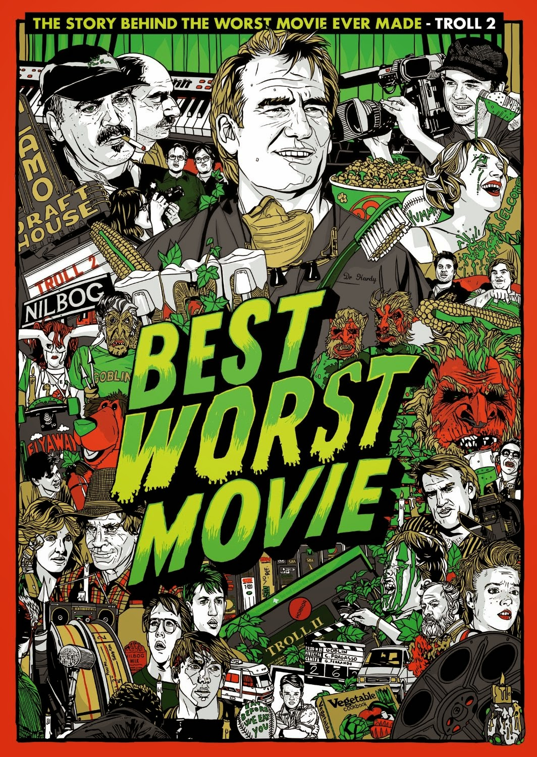 Best Worst Movie: Poster | A Constantly Racing Mind
