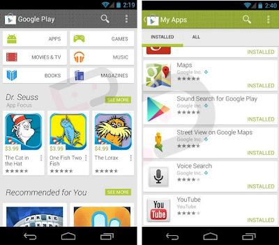 Google Play Store mod apk screenshot