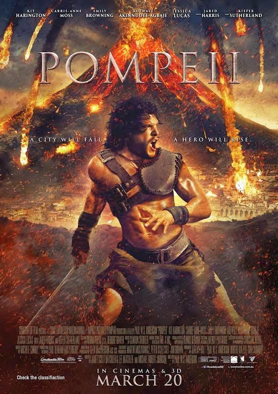 Pompeii Türkçe Dublaj online izle