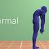Um dia normal na vida de um integrante do Blue Man Group