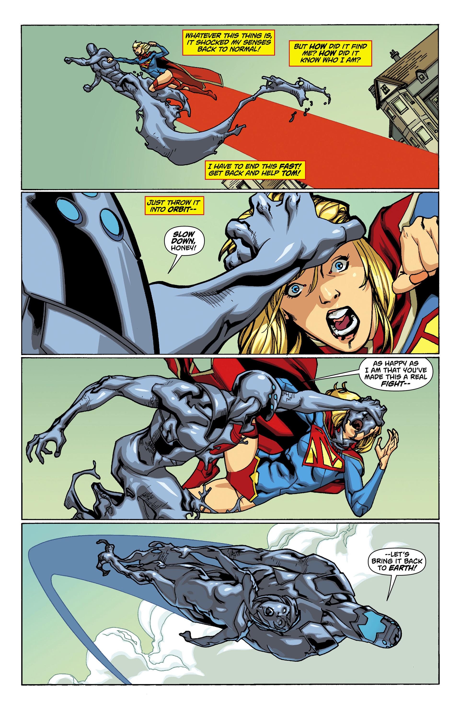 Supergirl (2011) Issue #11 #13 - English 12