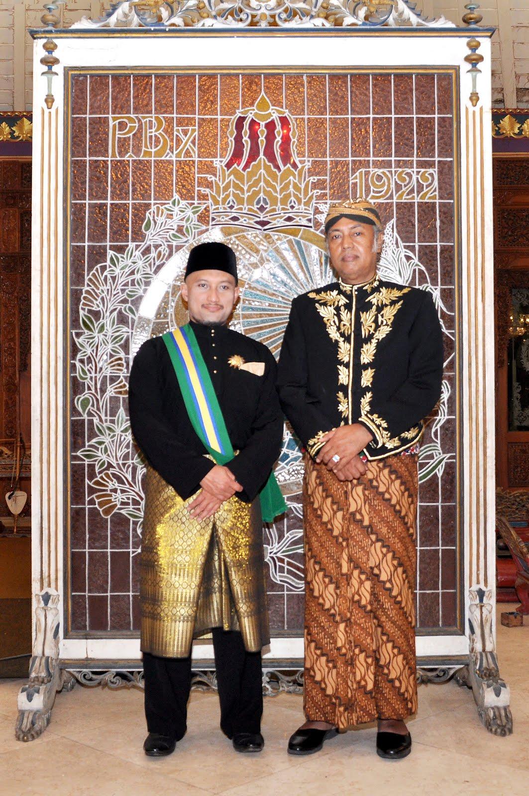 Bersama Kangjeng Gusti Pangeran Harya Puger