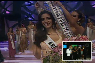 MISS UNIVERSE PUERTO RICO 2013 IS MONIC PÉREZ | Beauty Contests BLOG