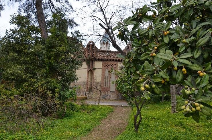 Jardins dels Pavellons Güell