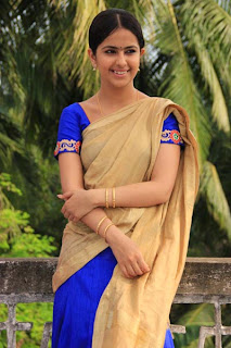 Anandi Actress Latest Stills in Uyyala Jampala Movie