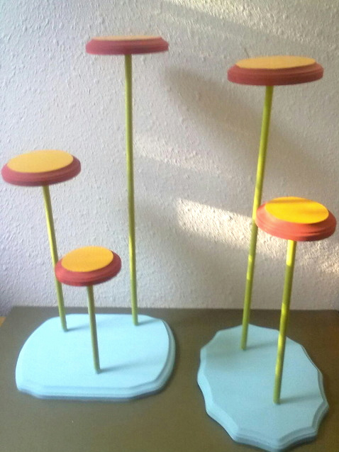 Hat Stand Designs : Boho in the burbs how to make a hat stand for less than