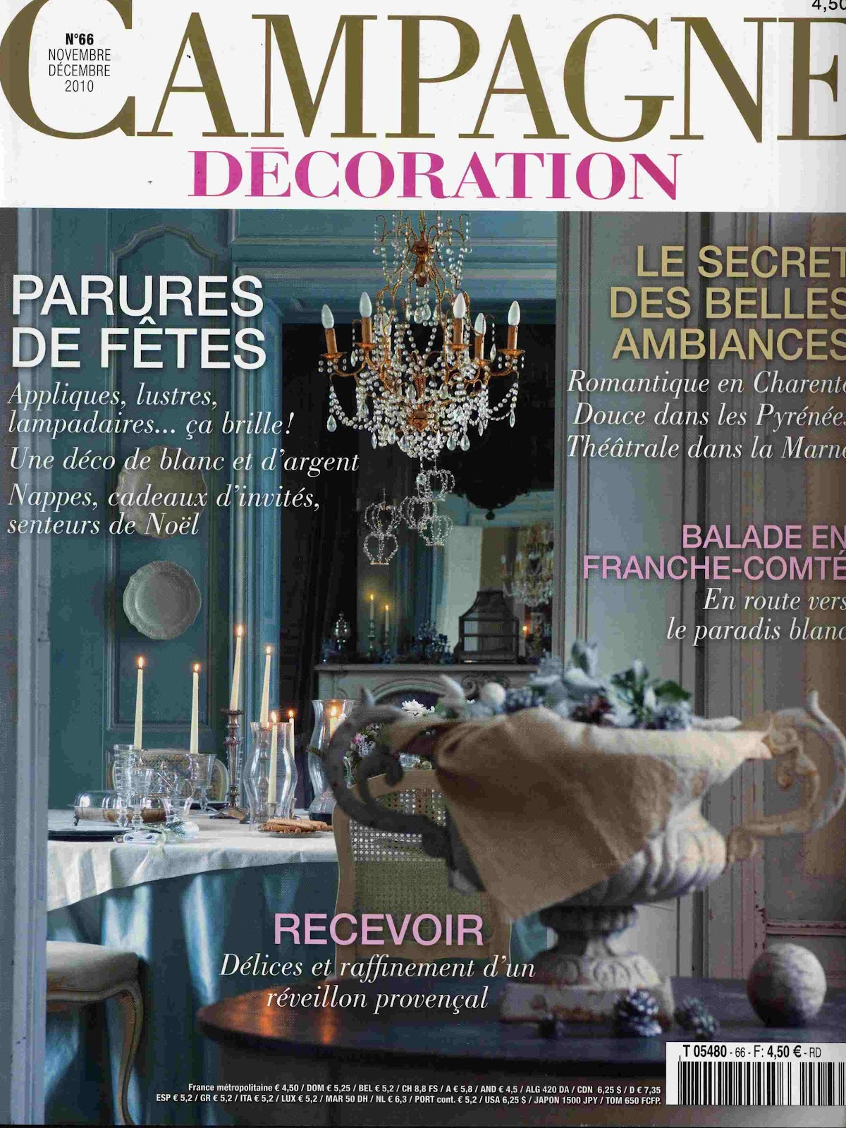 My french shabby brocante - Magazine de decoration ...