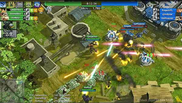 Download Free PC Games - Airmech